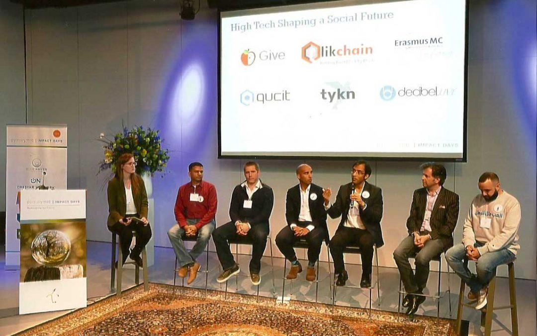 GIVE at Meetup: Blockchain y la evolución humana. Presentación de Give.si.