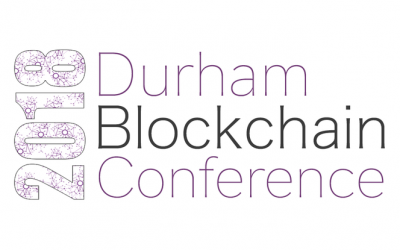 GIVE at Conference: DURHAM BLOCKCHAIN CONFERENCE 2018