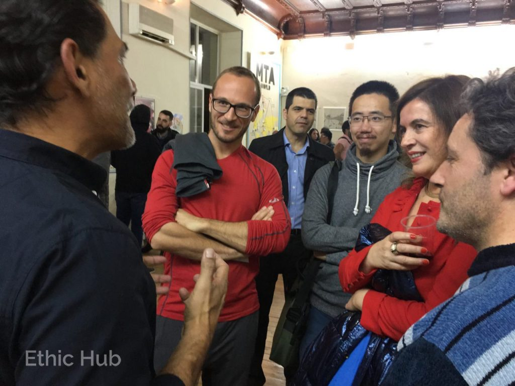 GIVE at Meetup: Blockchain For Social Impact & Financial Inclusion in San Francisco