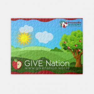 GIVE Nation Kids Puzzle – 252 Pieces