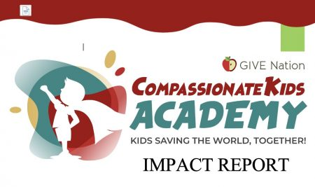 GIVE Nation Impact Report 2020-2021