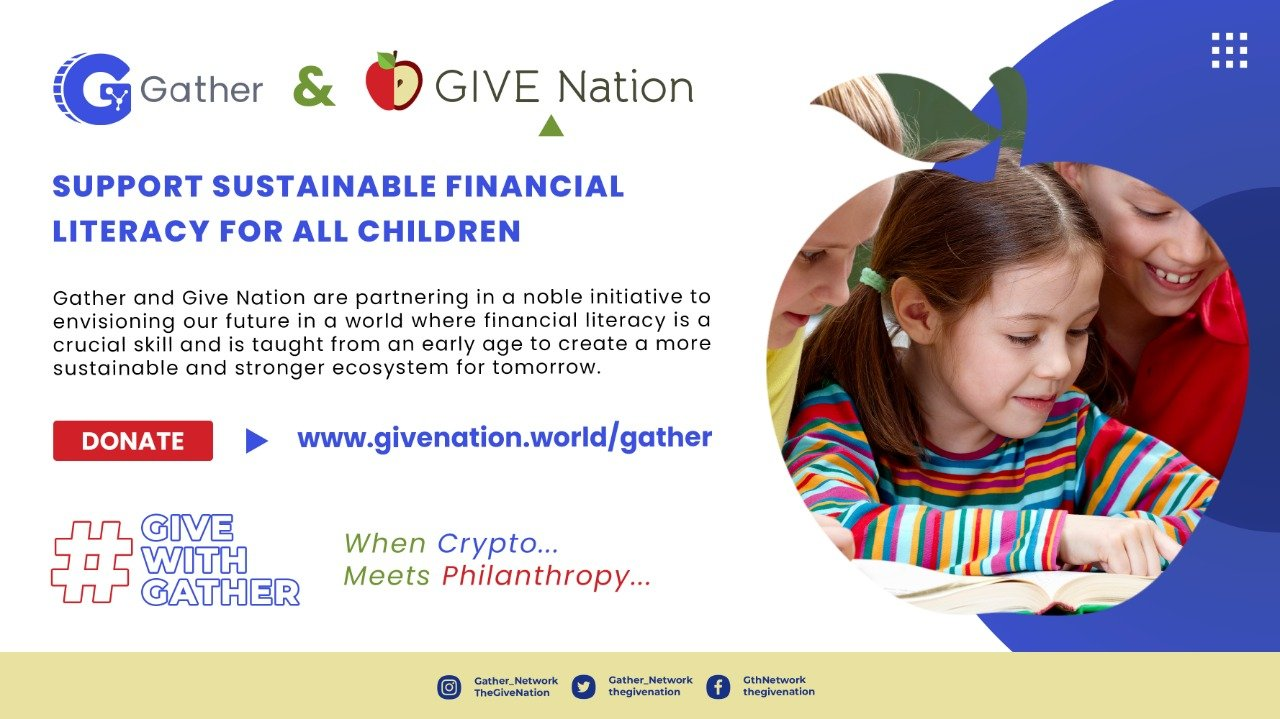 Donate with Gather